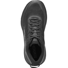 Hoka One One Bondi 7 Wide Chaussures de trail Homme, black/black